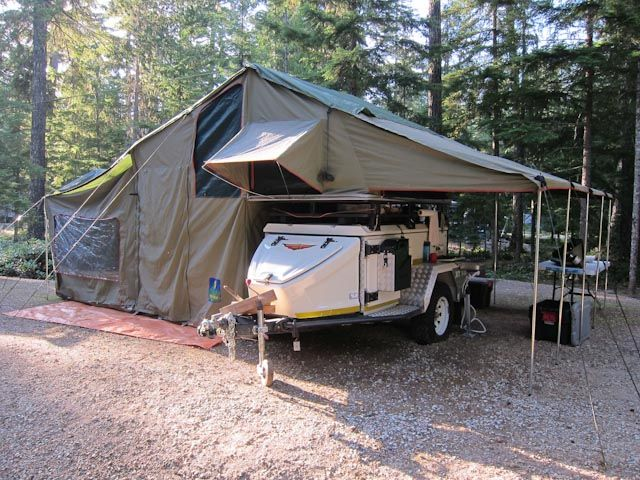 Fs 2010 Xt 140 Trailer Camping Trailer Adventure Jeep Off Road Camping