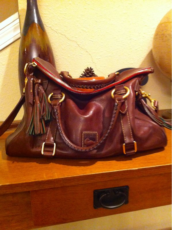 1808e9f5cf7f Dooney and Bourke Florentine Vachetta Satchel - Page 108 - PurseForum