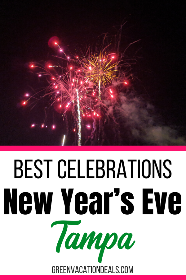Best New Year's Eve Celebrations in Tampa New years eve