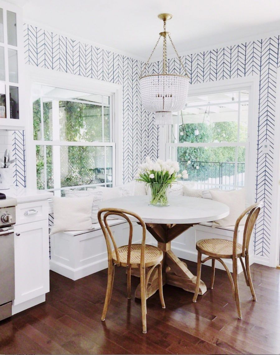How To Design A Beautiful Kitchen Banquette Dining Room Small