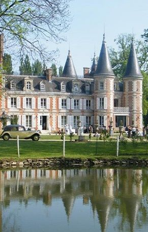 Mariage Chateau Ile De France