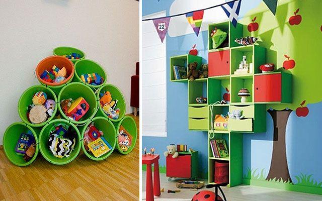 c56c7d86328b Decofilia Blog | Ideas para almacenar juguetes | INTERIOR DESIGN ...