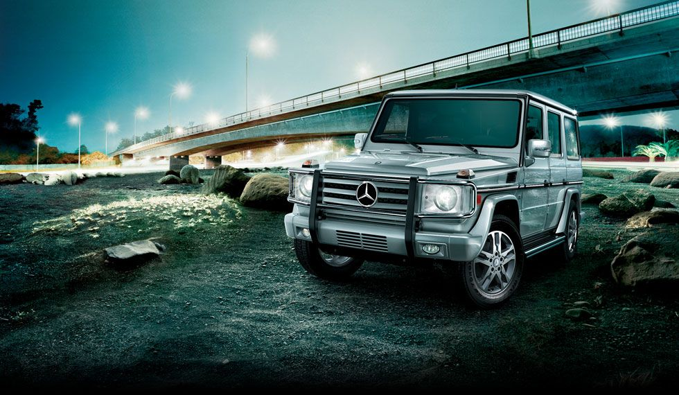 Mercedes G Wagon One Day This Will Be My Car Black On Black On Black