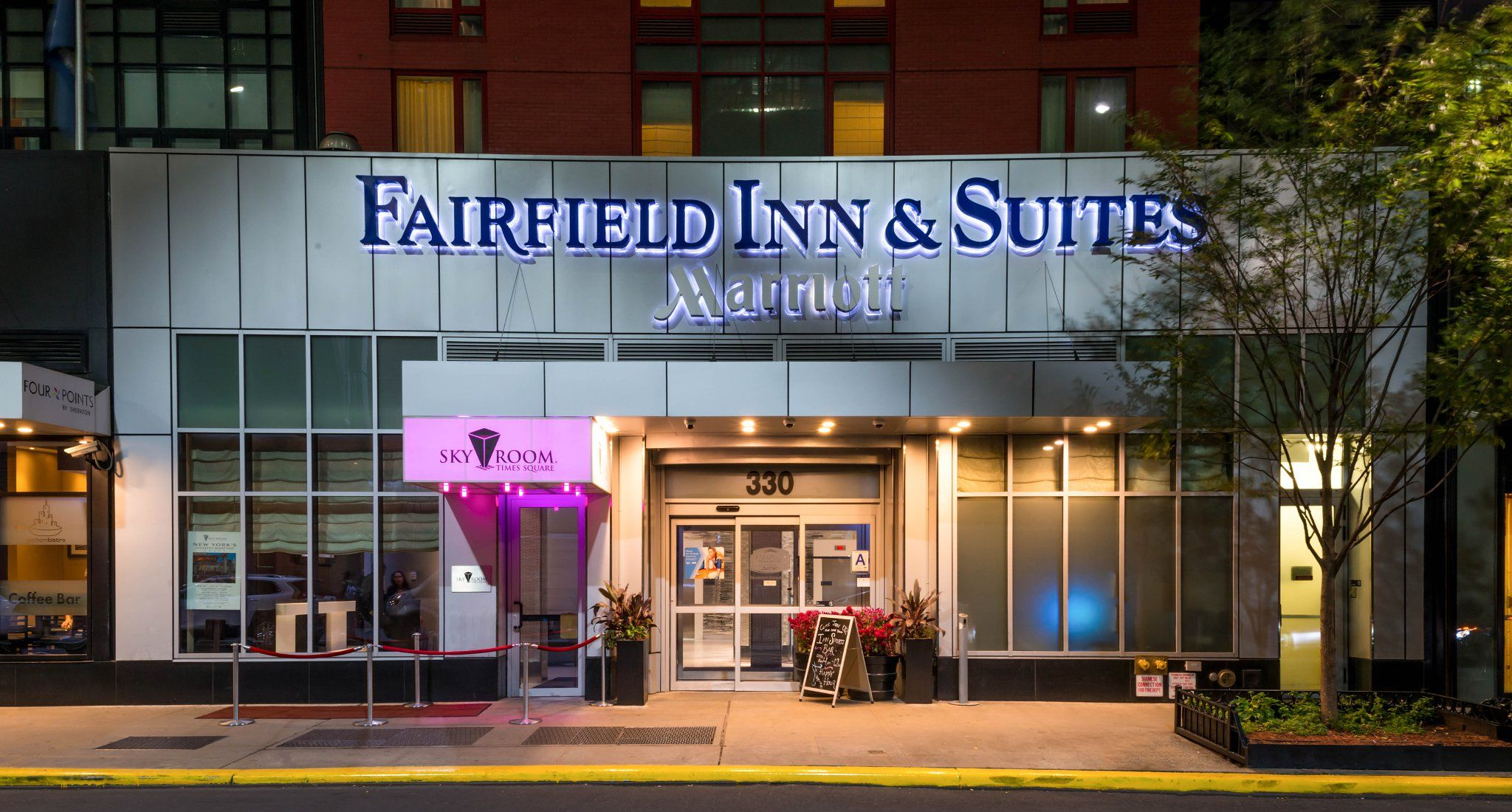 Tremendous Fairfield Inn Suites New York Manhattan Times Square New Home Interior And Landscaping Oversignezvosmurscom