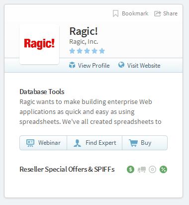 Ragic Wants To Make Building Enterprise Web Applications As Quick
