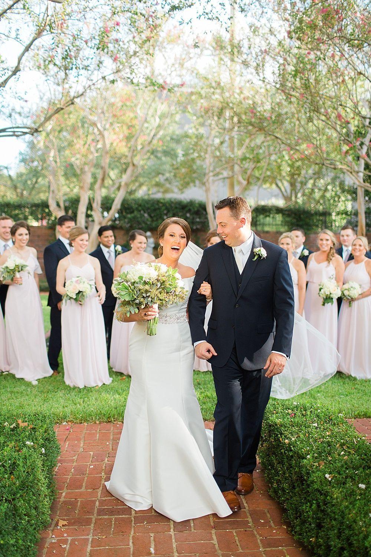 River Oaks Garden Club Wedding Wedding Photography