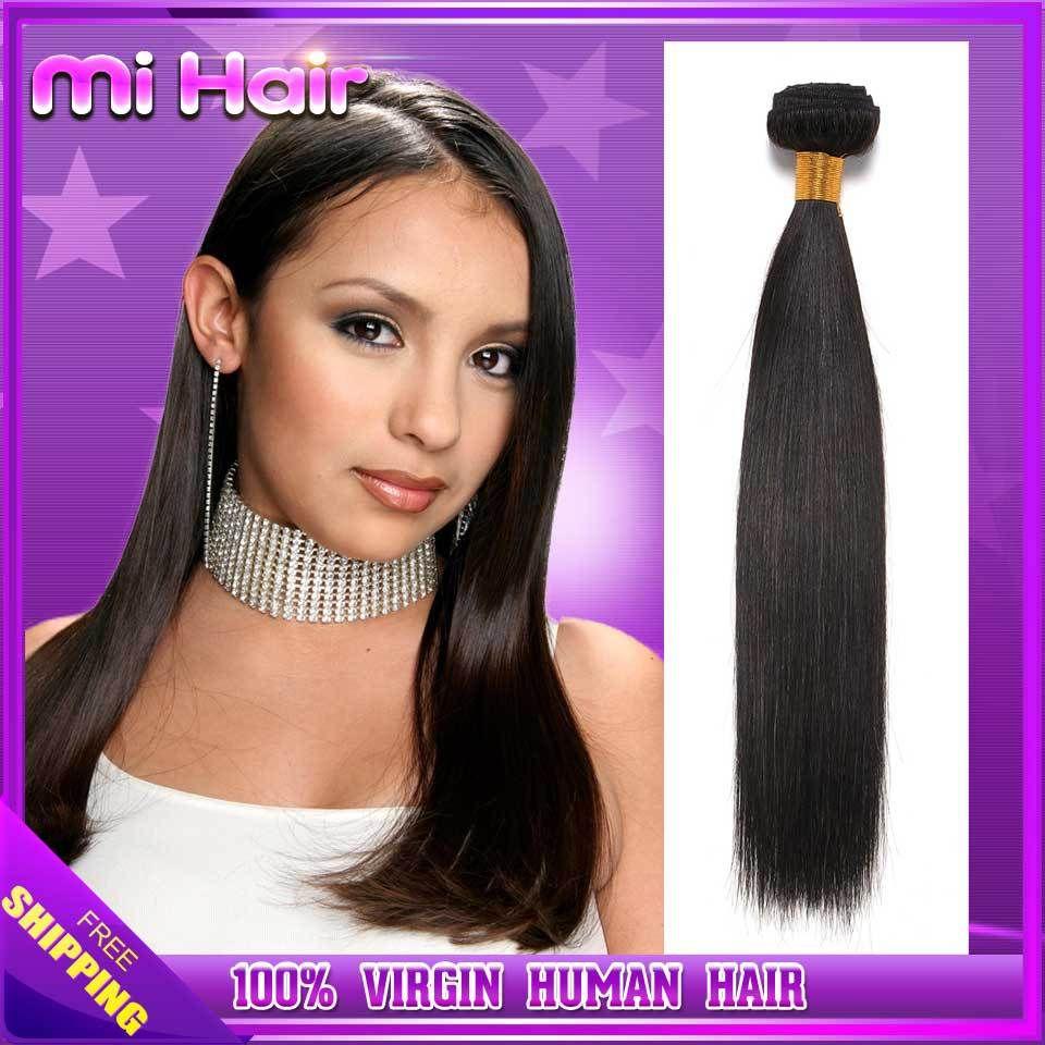 Best New Star Indian Virgin Hair Straight 3pcs Lot Cheap Human Hair