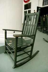 Rock & Relax: The history behind Lee Hall's rocking chairs