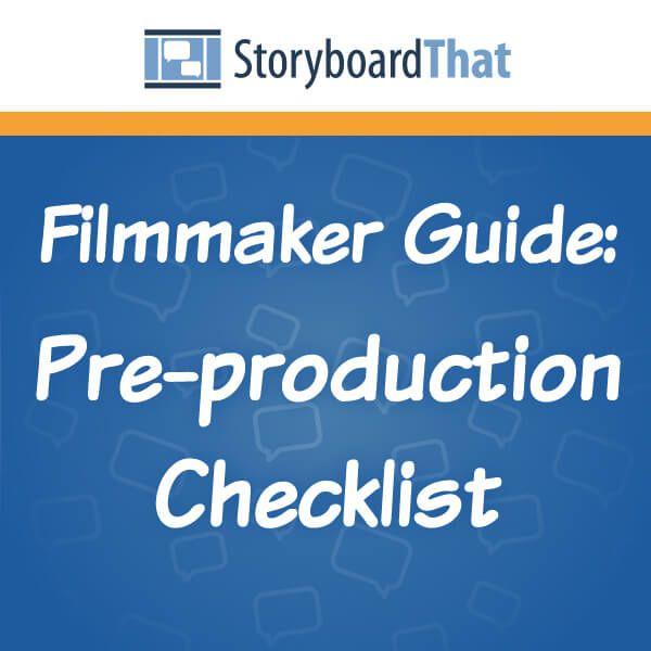 Pre-production Checklist