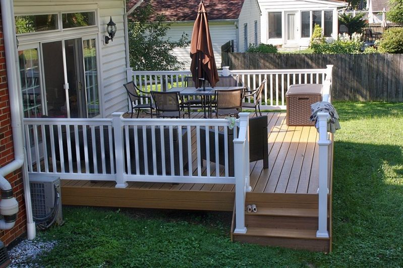 Simple Rectangular Deck Medium Sized Deck Building A Deck Deck Design Tool Deck Building Plans