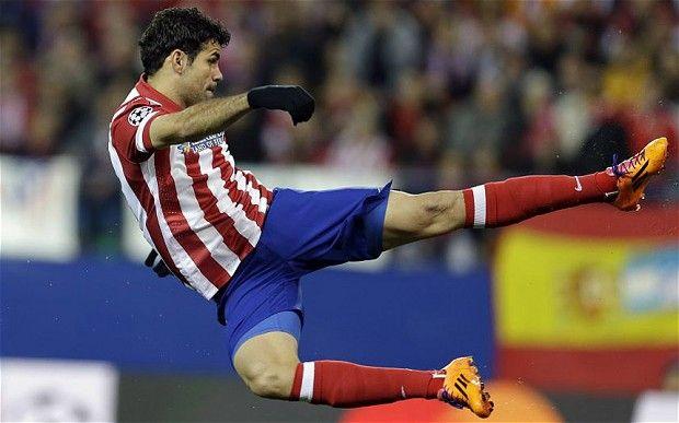 Diego Costa Menjatuhkan Pilihannya ke AC Milan