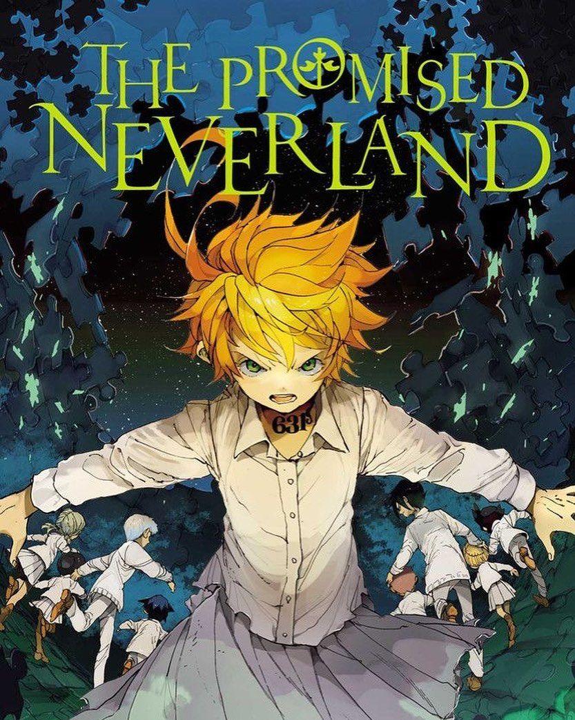 Pin Em Yakusoku No Neverland
