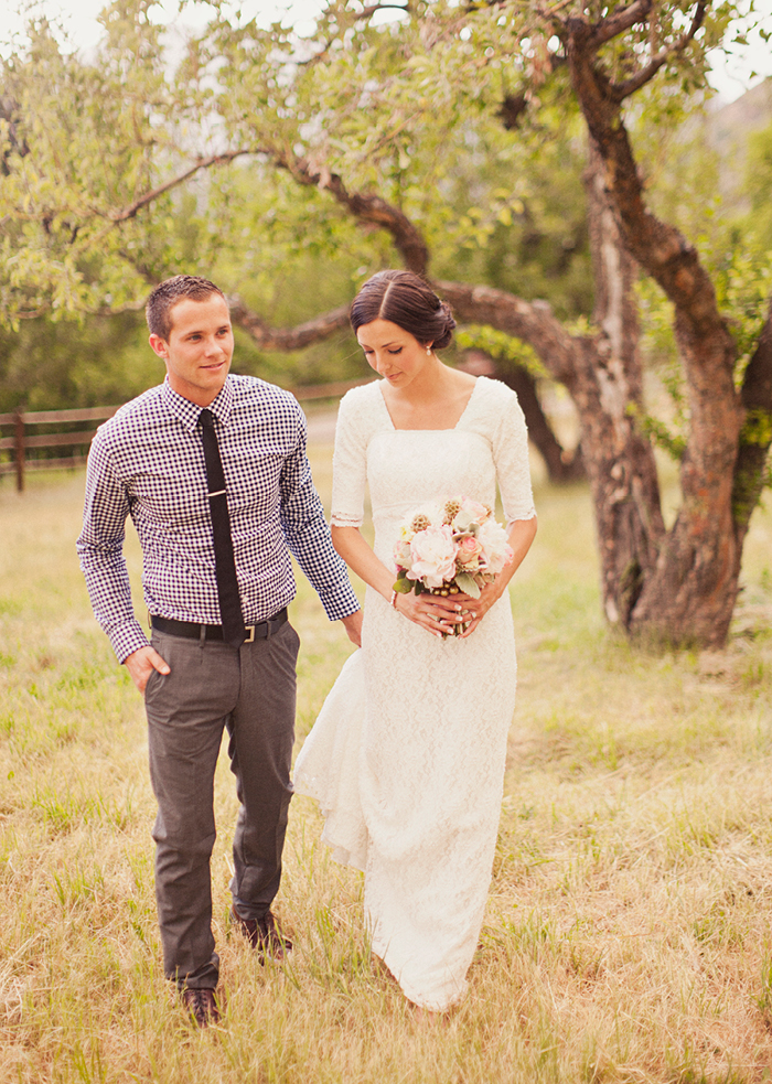 Modest Wedding dress JJ Bridals | Modest Wedding Dresses | Pinterest