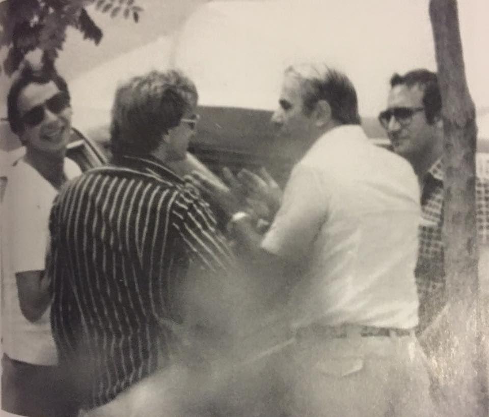 Joseph D Amico Cesar Bonventre Tony Mira And Sal Catalano Mafia