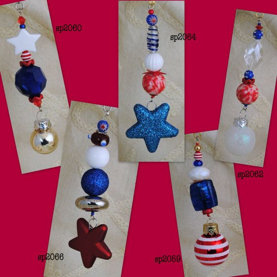Red, White & Blue! by Daisy Pokorny on Etsy