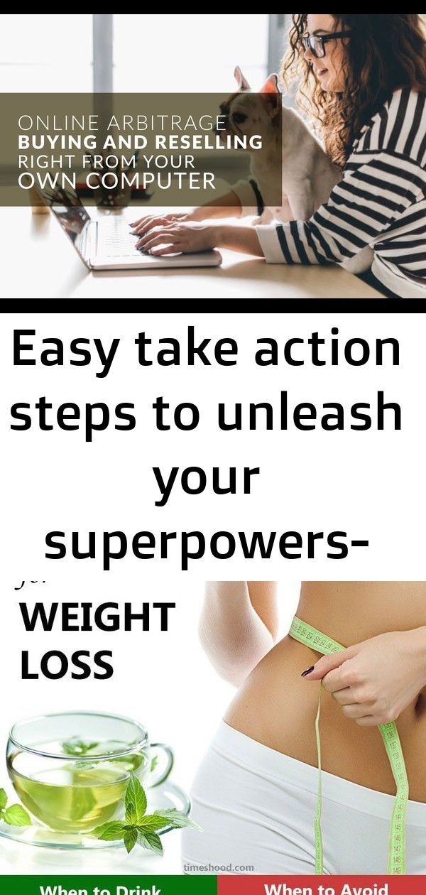 Easy take action steps to unleash your superpowers- free for limited time 19