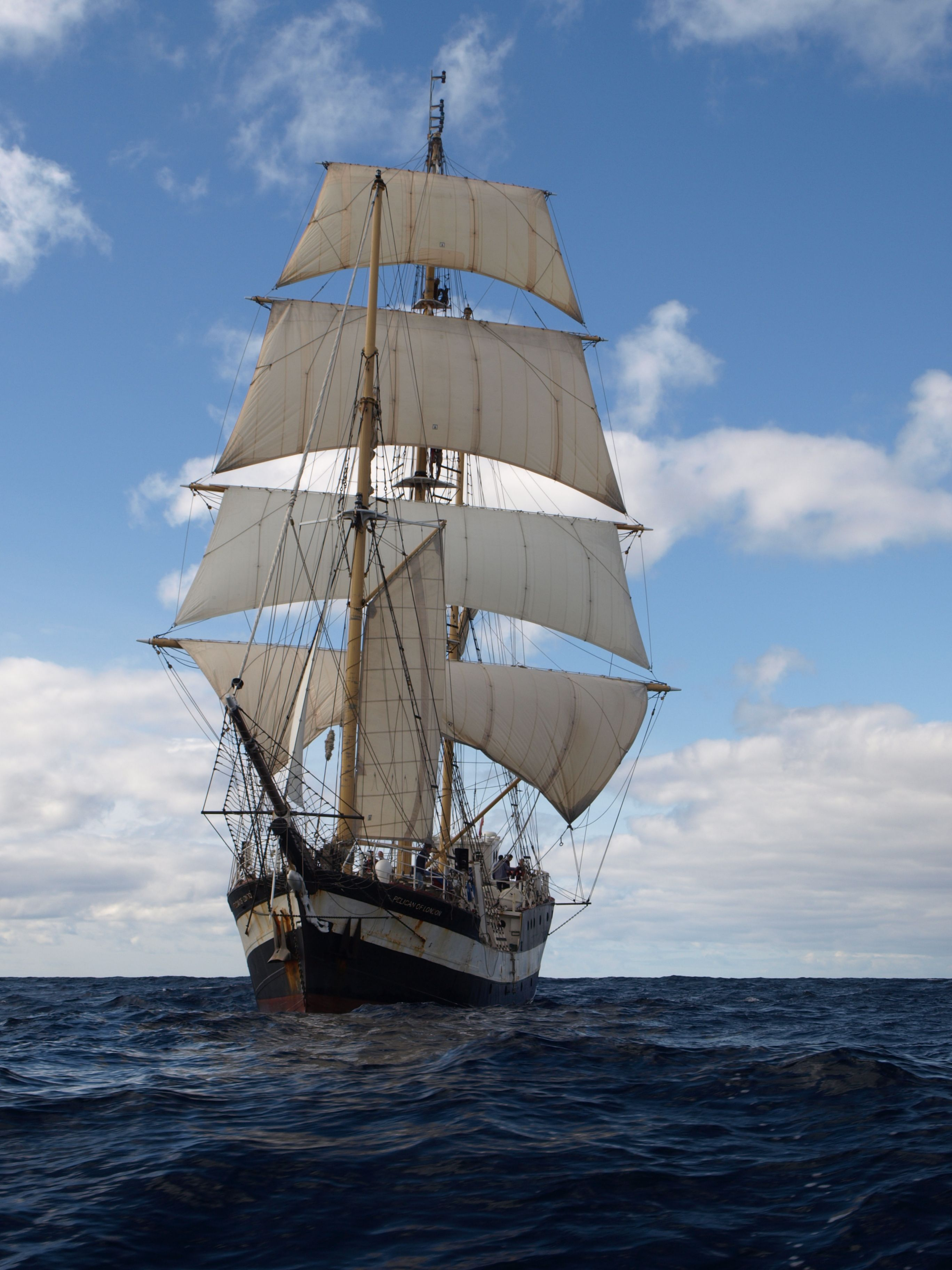 Learn & Sail: Tall Ships & Baltimore's Maritime History