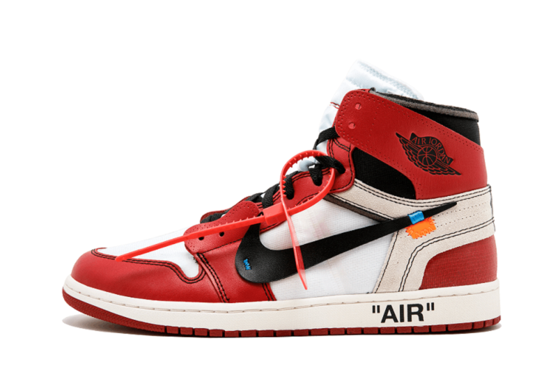 finest selection 3f4cb a65c1 Best Replica Off-White™ x Air Jordan 1 Retro High OG AA3834-101 (1)
