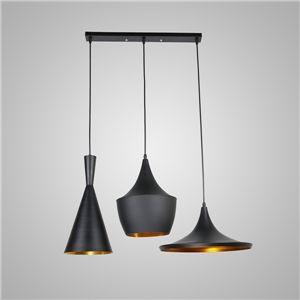eu lager)pendelleuchte modern minimalistisch eisen-aluminium 3
