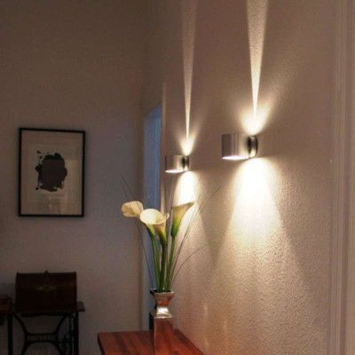 wandleuchte effect rund in 2019 sanny w nde beleuchtung und lampen. Black Bedroom Furniture Sets. Home Design Ideas