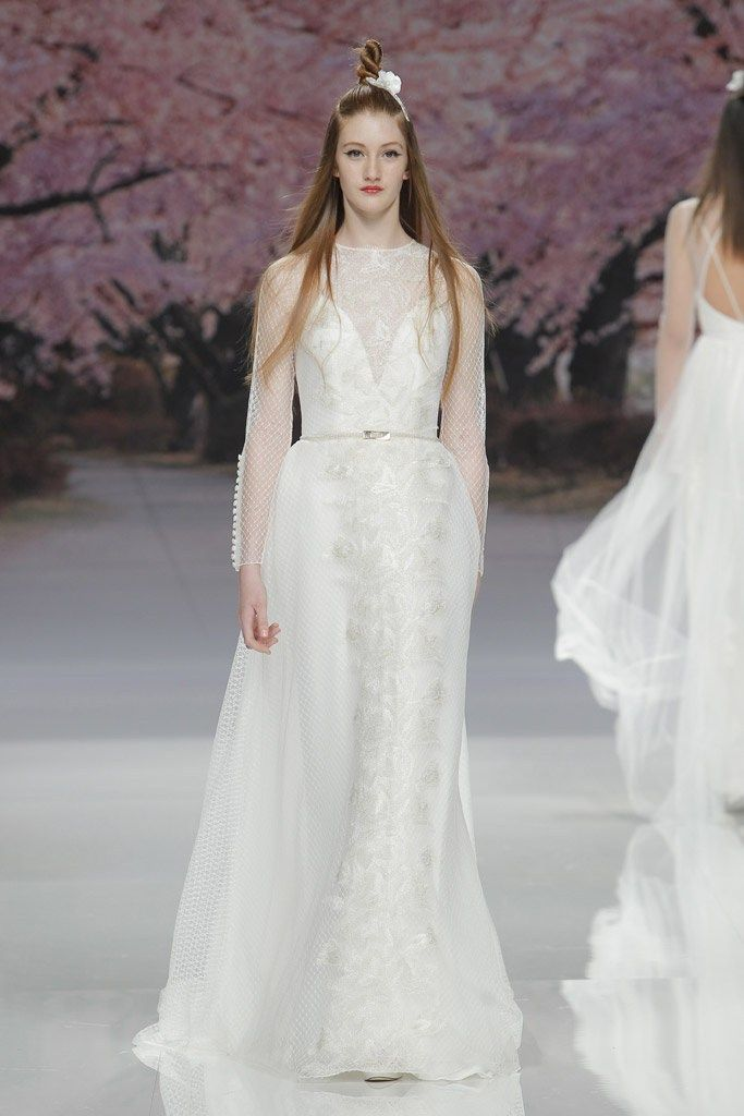2 ª parte Barcelona Bridal Fashion Week novias 2017 | El Blog de SecretariaEvento