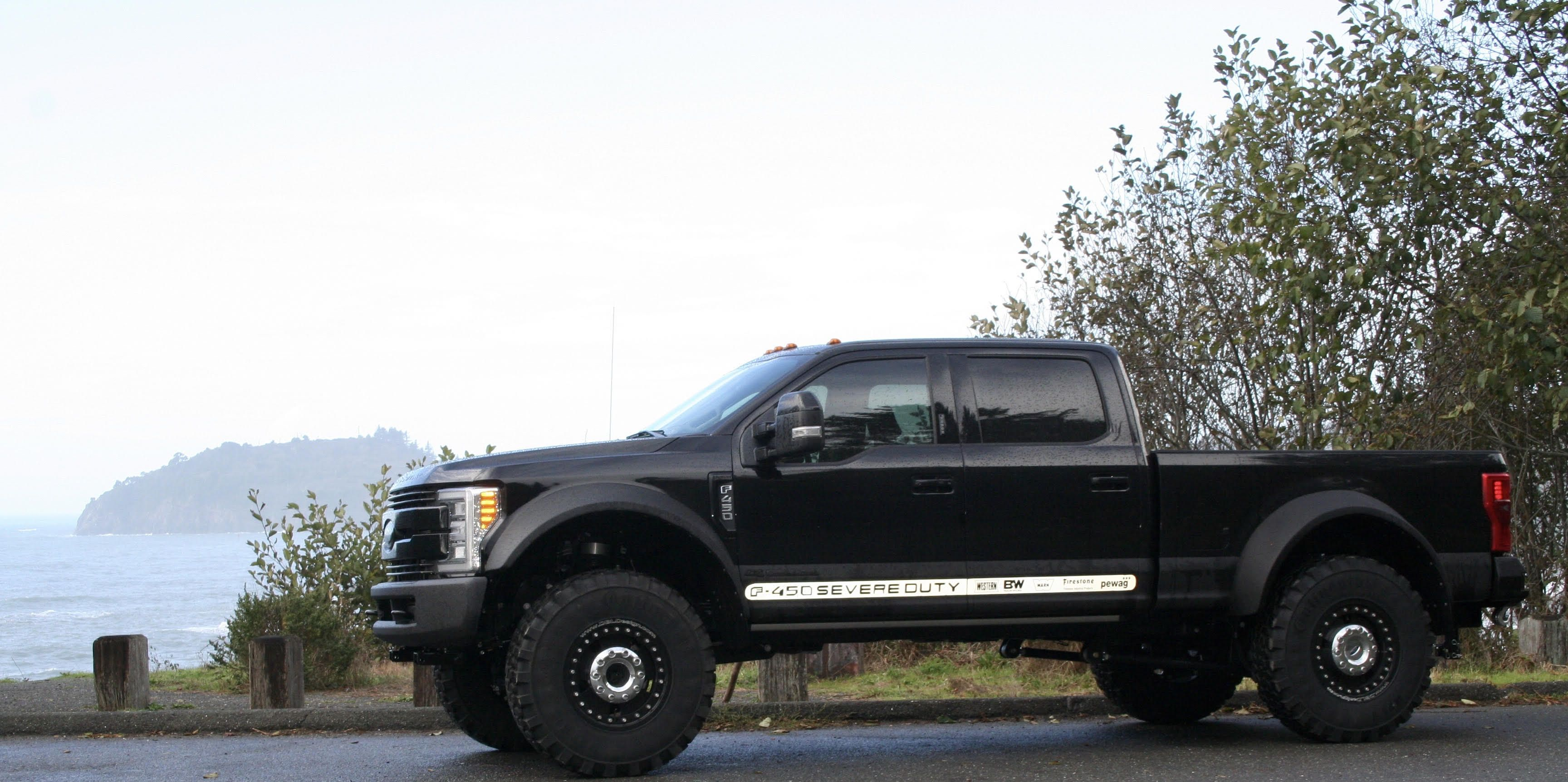 Single Conversion Dually Super Ford