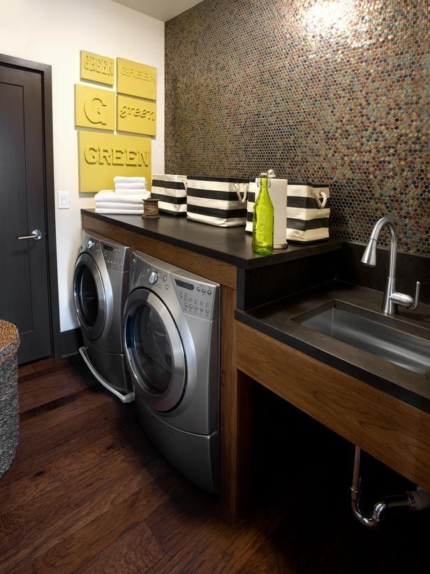40 Stylish Laundry Room Ideas Laundry room design Laundry rooms