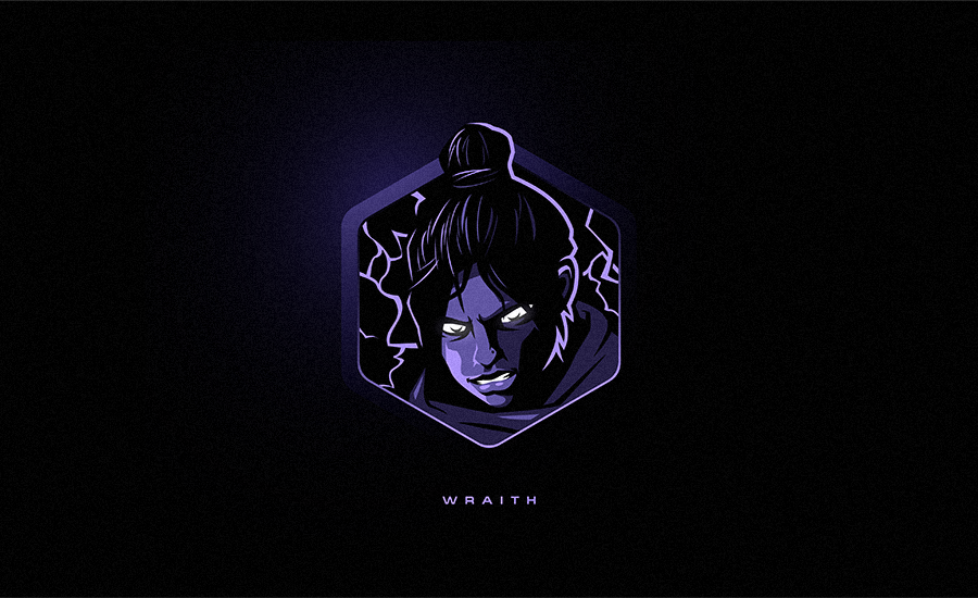 Apex Legends Character Icons On Behance Iconic Characters Apex Legend