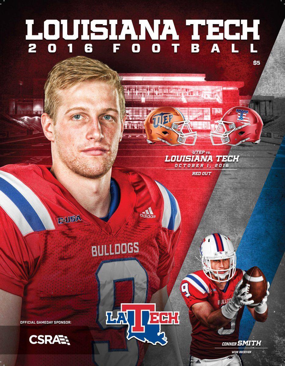 Louisiana Tech Louisiana tech, Sport poster, College