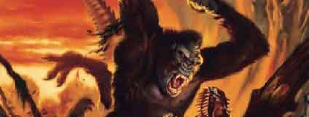 Your WTF of the Day: King Kong vs. Tarzan?!?!?!