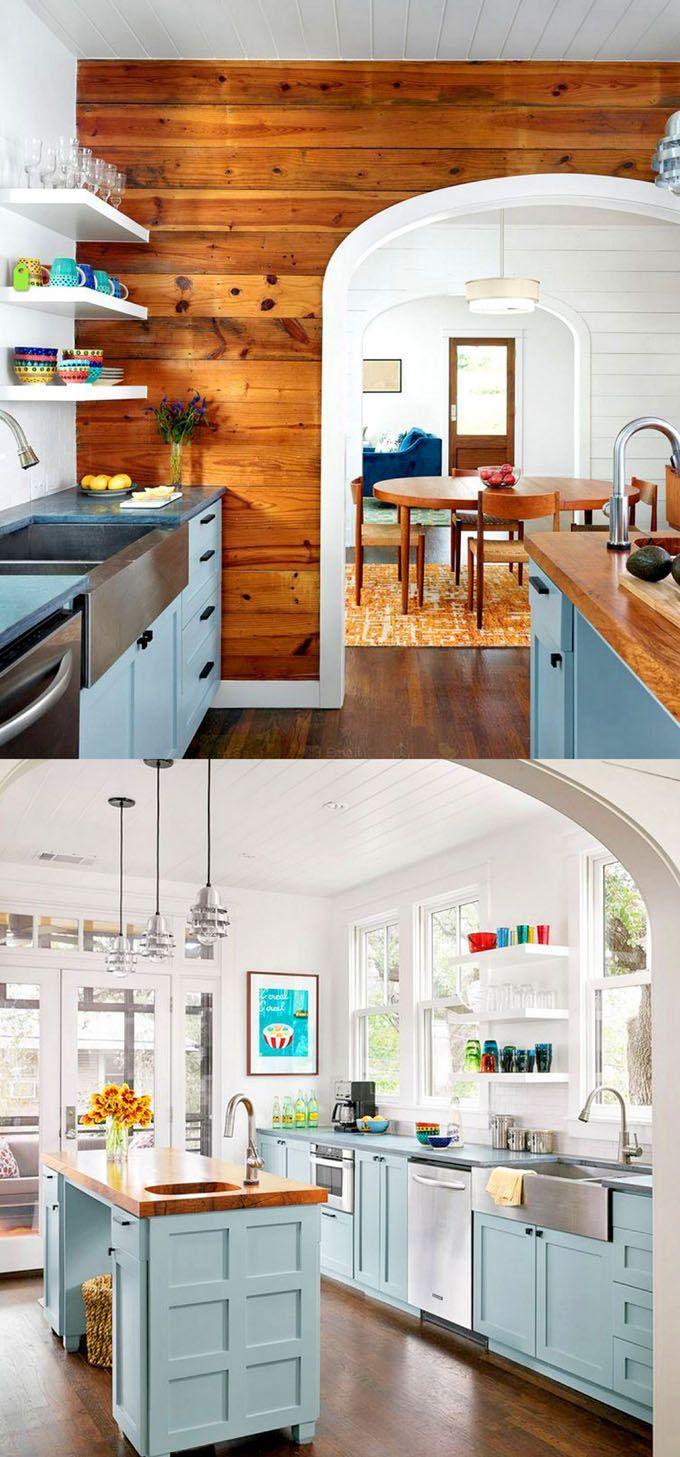 Color de Muebles cocina | Home decor | Pinterest | Cocinas ...