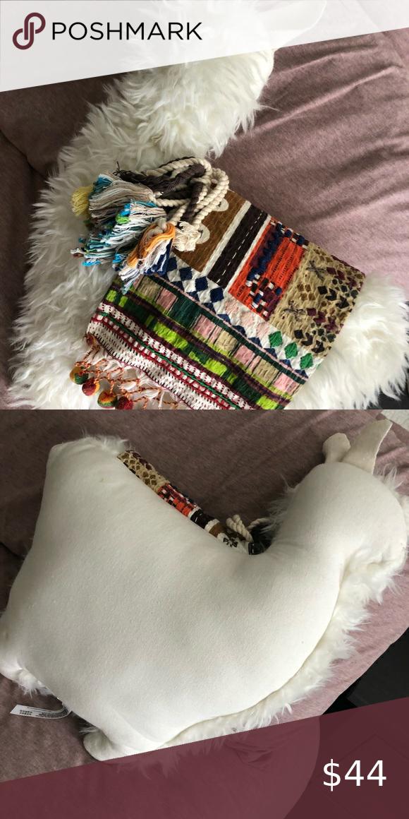 urban outfitters llama pillow urban
