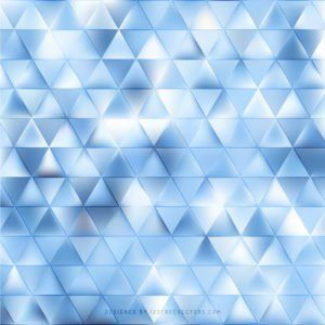Light Blue Triangle Background Vectors Triangle