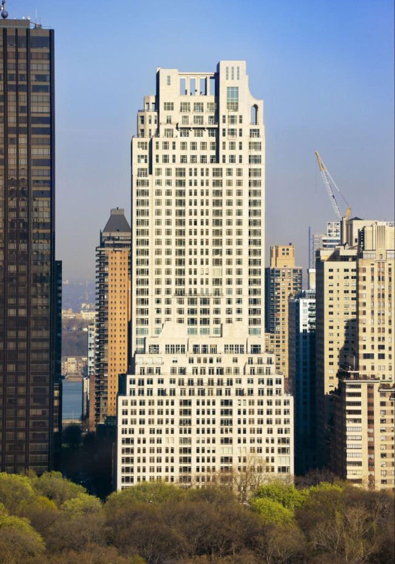 New York City Announces New Real Estate Tax Rates: 15 Central Park West, New York, NY