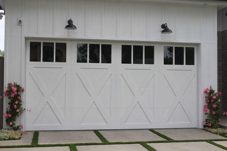 Garage Door Security Ideas And Pics Of Garage Doors Parts Lowes Garagedoors Garage Garageorganization Carriage Garage Doors Garage Doors Double Garage Door
