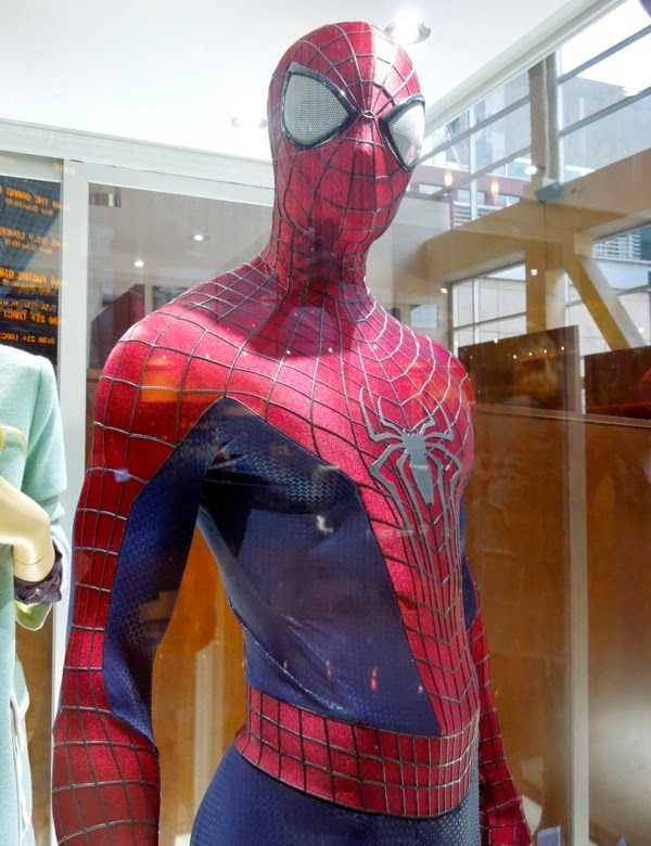 The Amazing Spider-man 2 movie costume | Movie Costumes ...