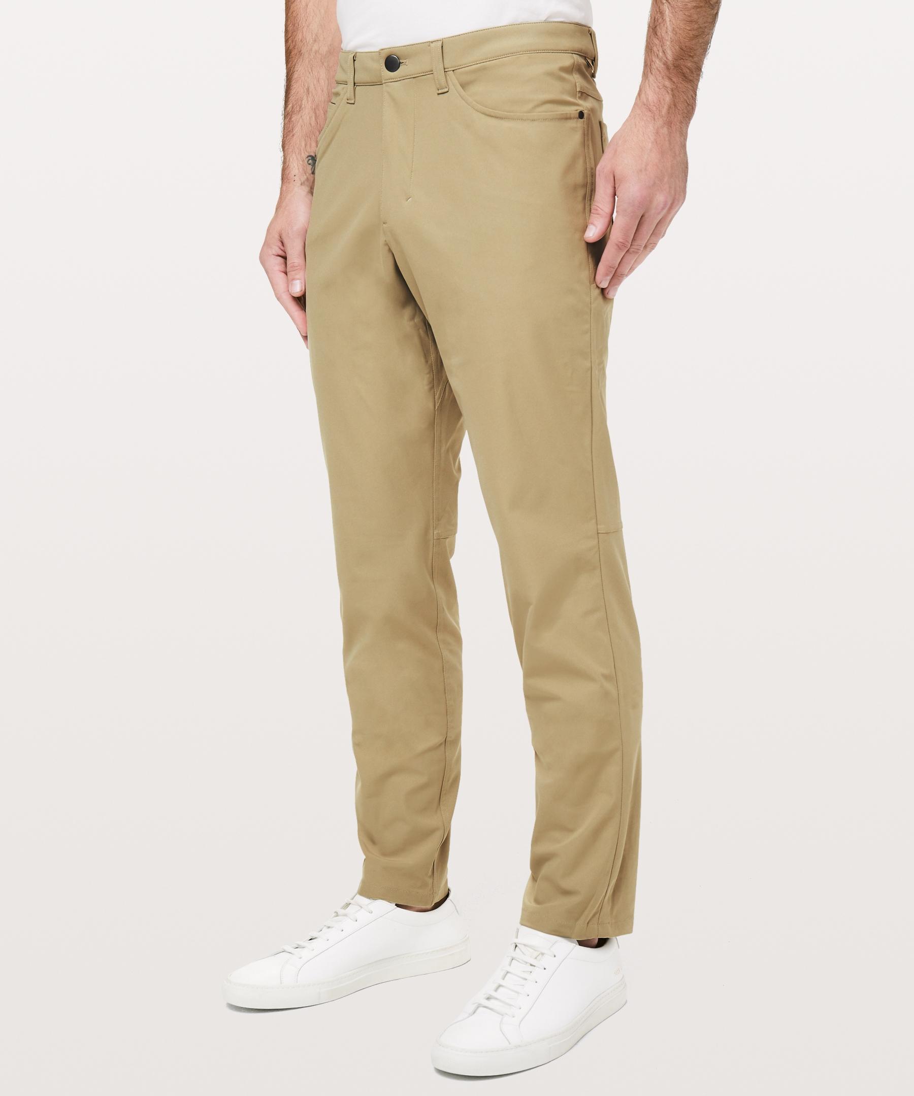 e7355cfd5066 lululemon Men s Abc Pant Classic 32