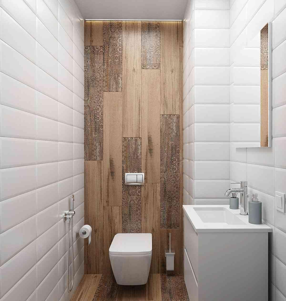 Badezimmer Weiss Mit Holz Gestalten Tolle Kombinationen Und Designs In 2020 Kleine Badezimmer Design Kleines Bad Gestalten Badezimmer Klein