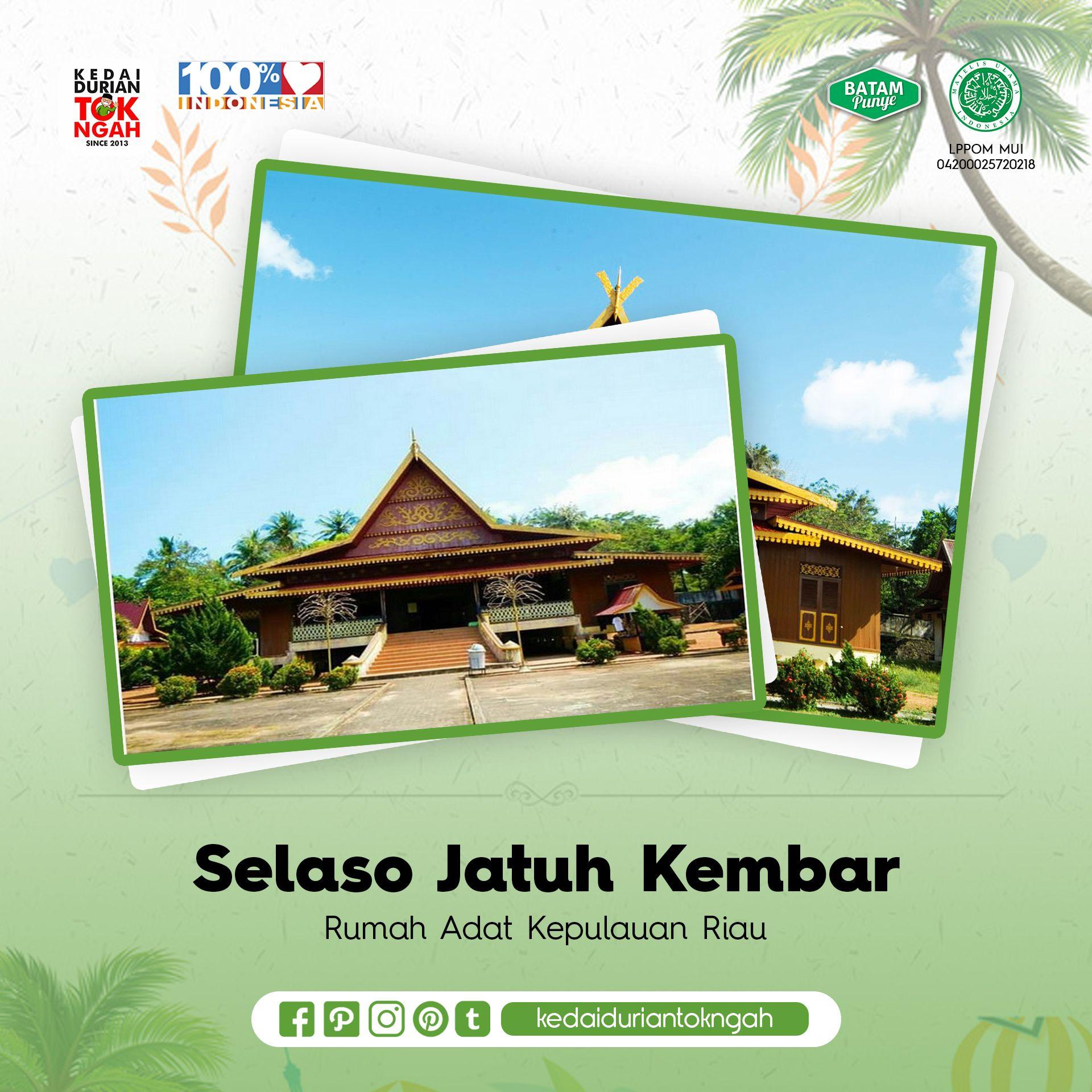 Rumah Adat Kepulauan Riau