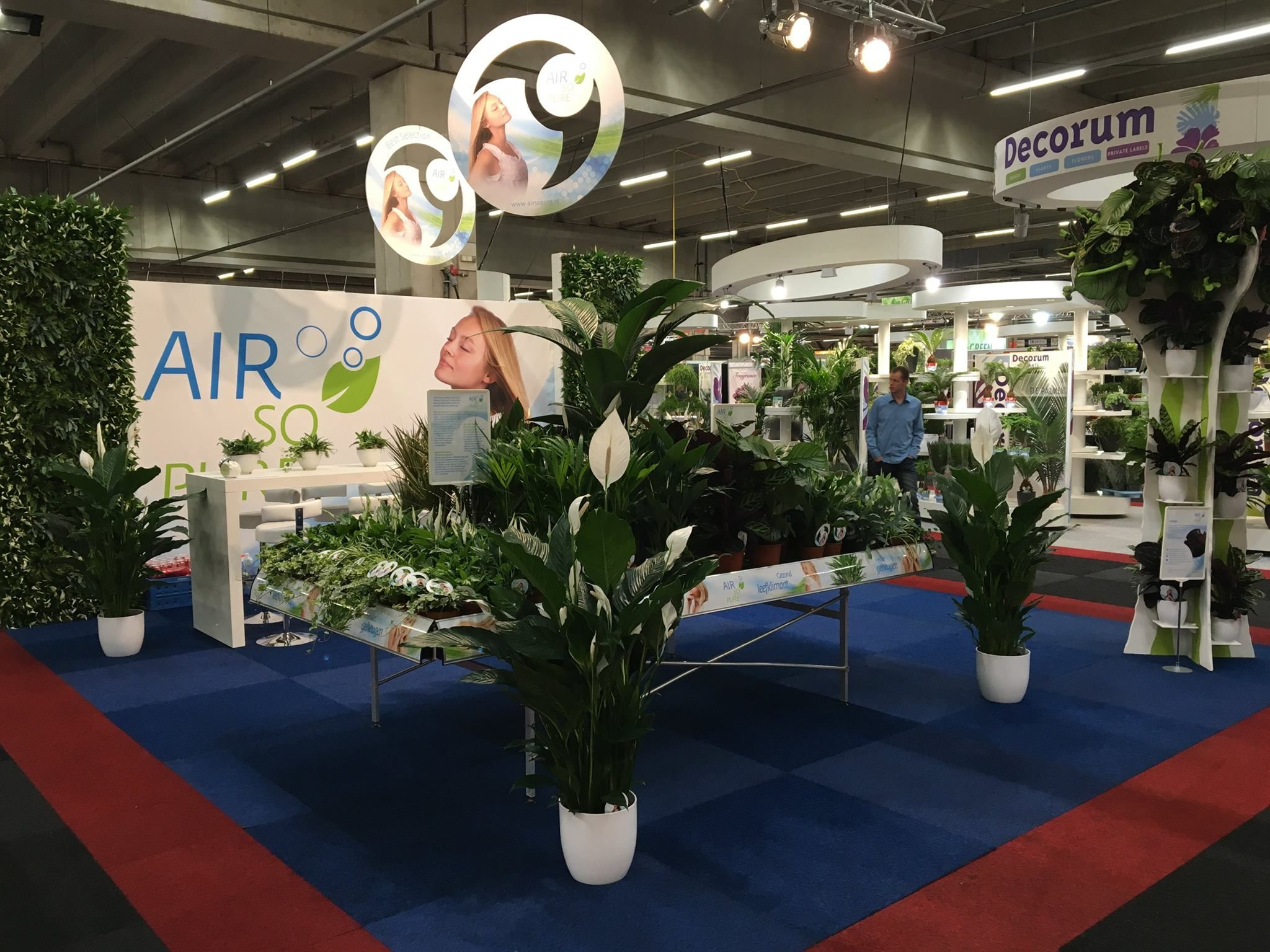 Stand Trade Fair Aalsmeer 2015