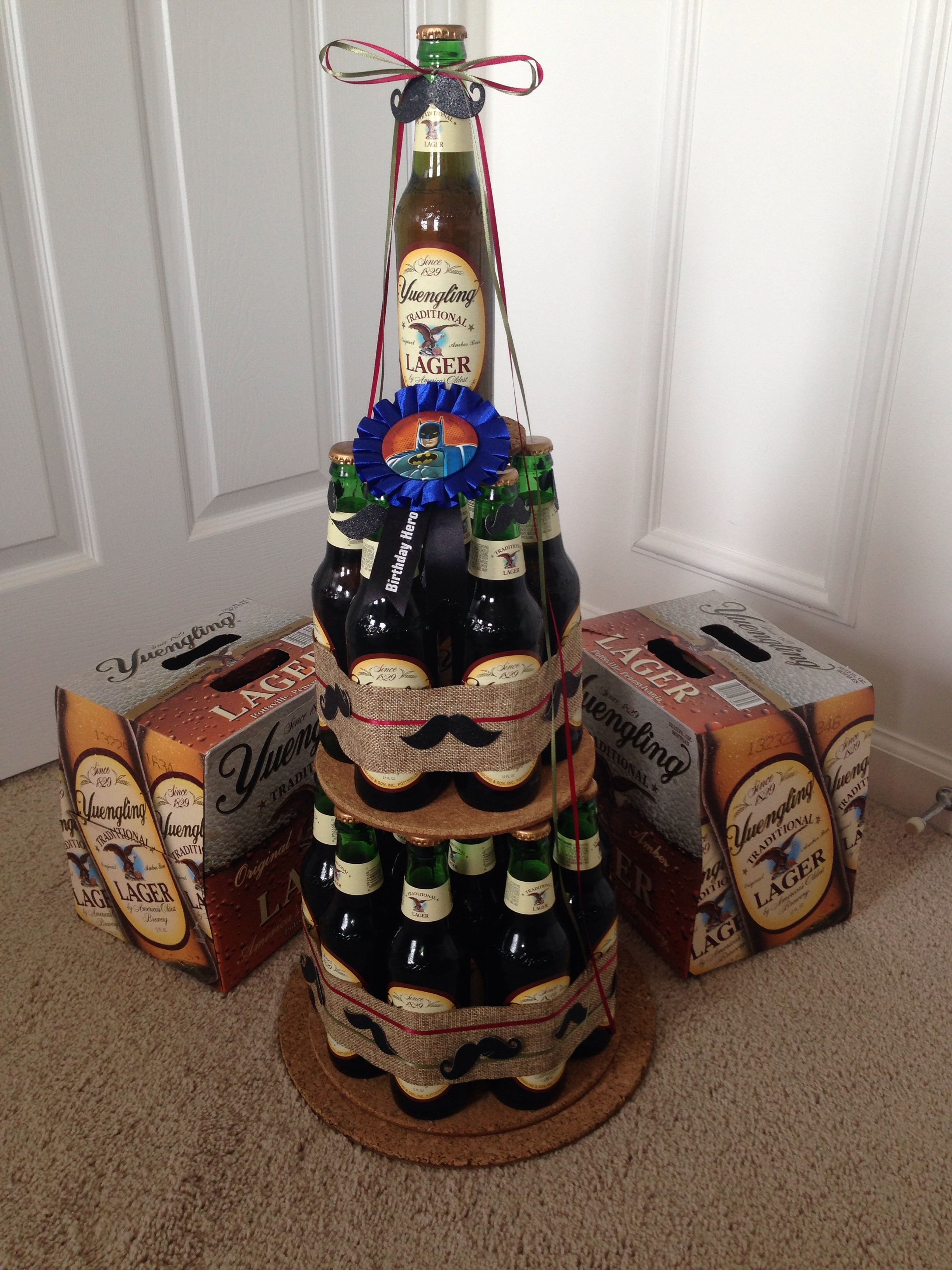 Yuengling Beer Cake I Made My Husband For His 26th