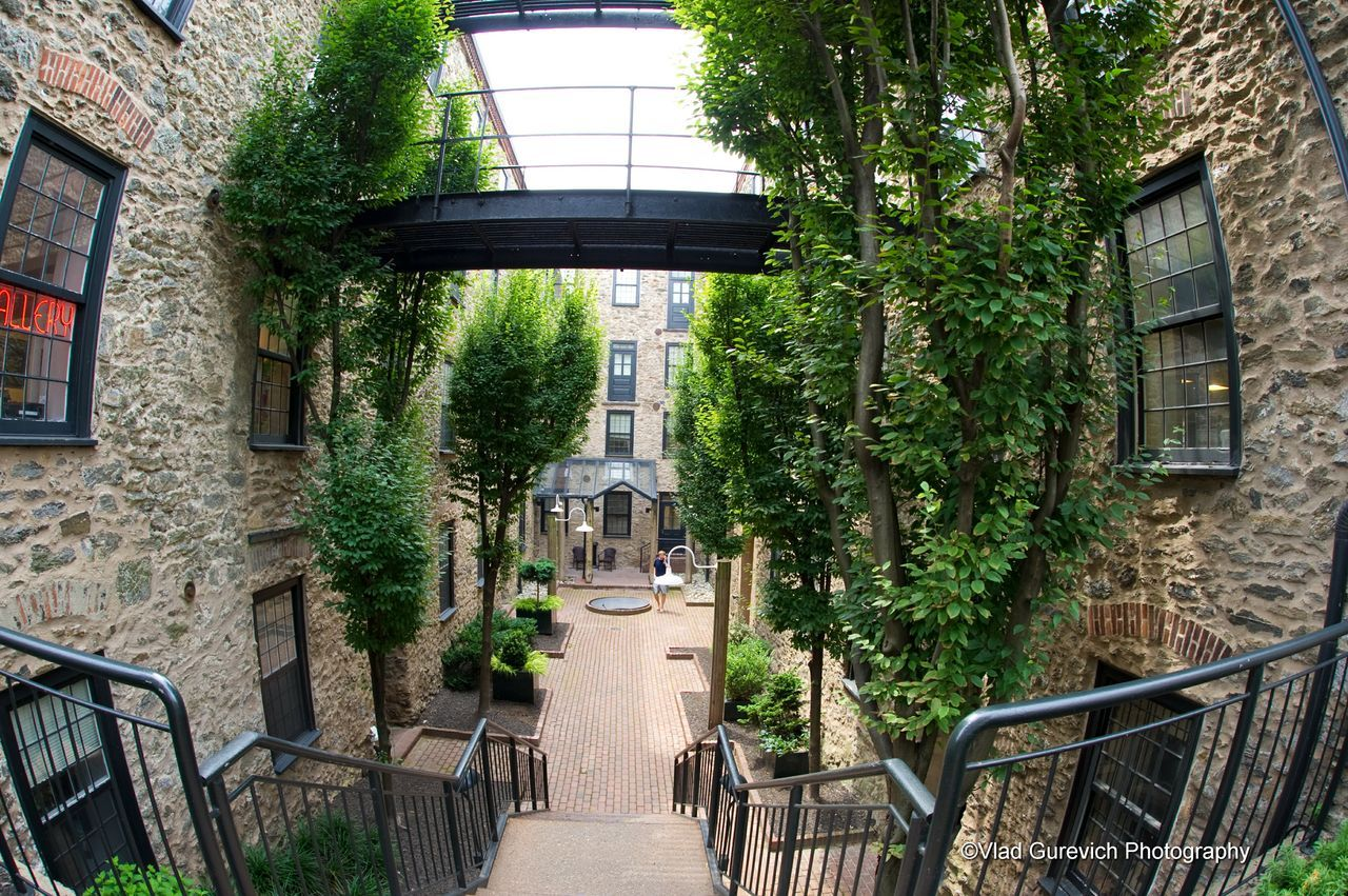 canal house apartments on historic main street in manayunk