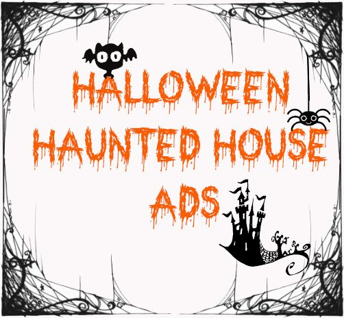 Students Create Their Own Haunted Houses And Sale Ad For