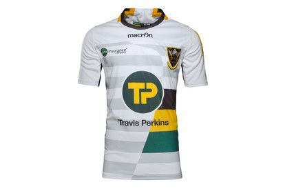 Northampton Saints 2016 17 Kids Alternate S S Replica Rugby Shirt From  Lovell Rugby Limited £45 bbdcdd5d3ebe3