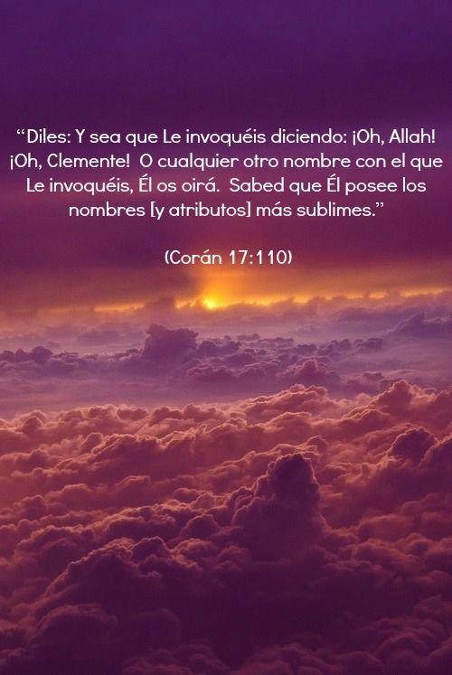 Quran Coran Islam Allah Mantener La Fe Pensamientos Y
