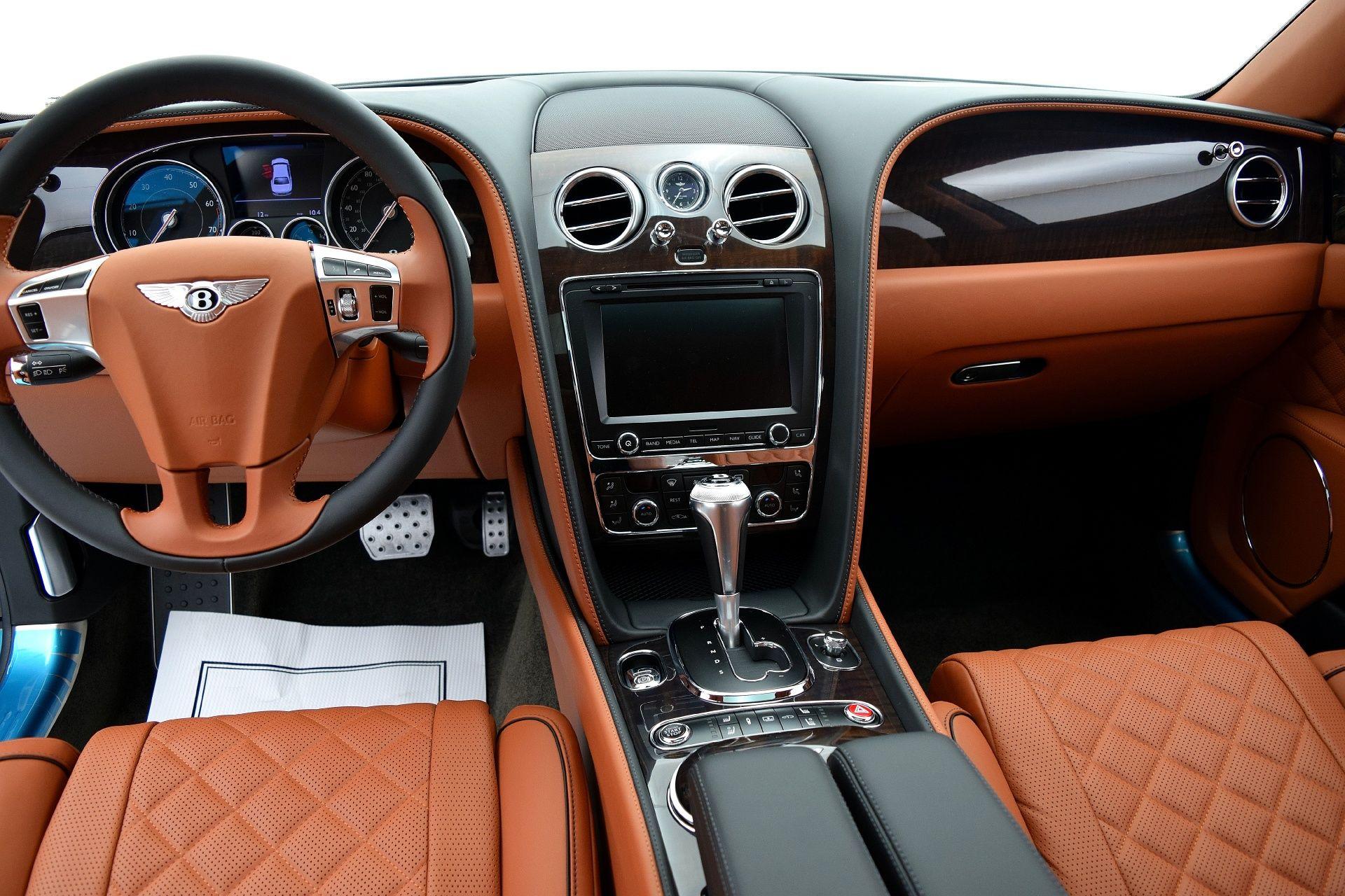 2017 Bentley Flying Spur V8 S Interior Fc Kerbeck Bentley