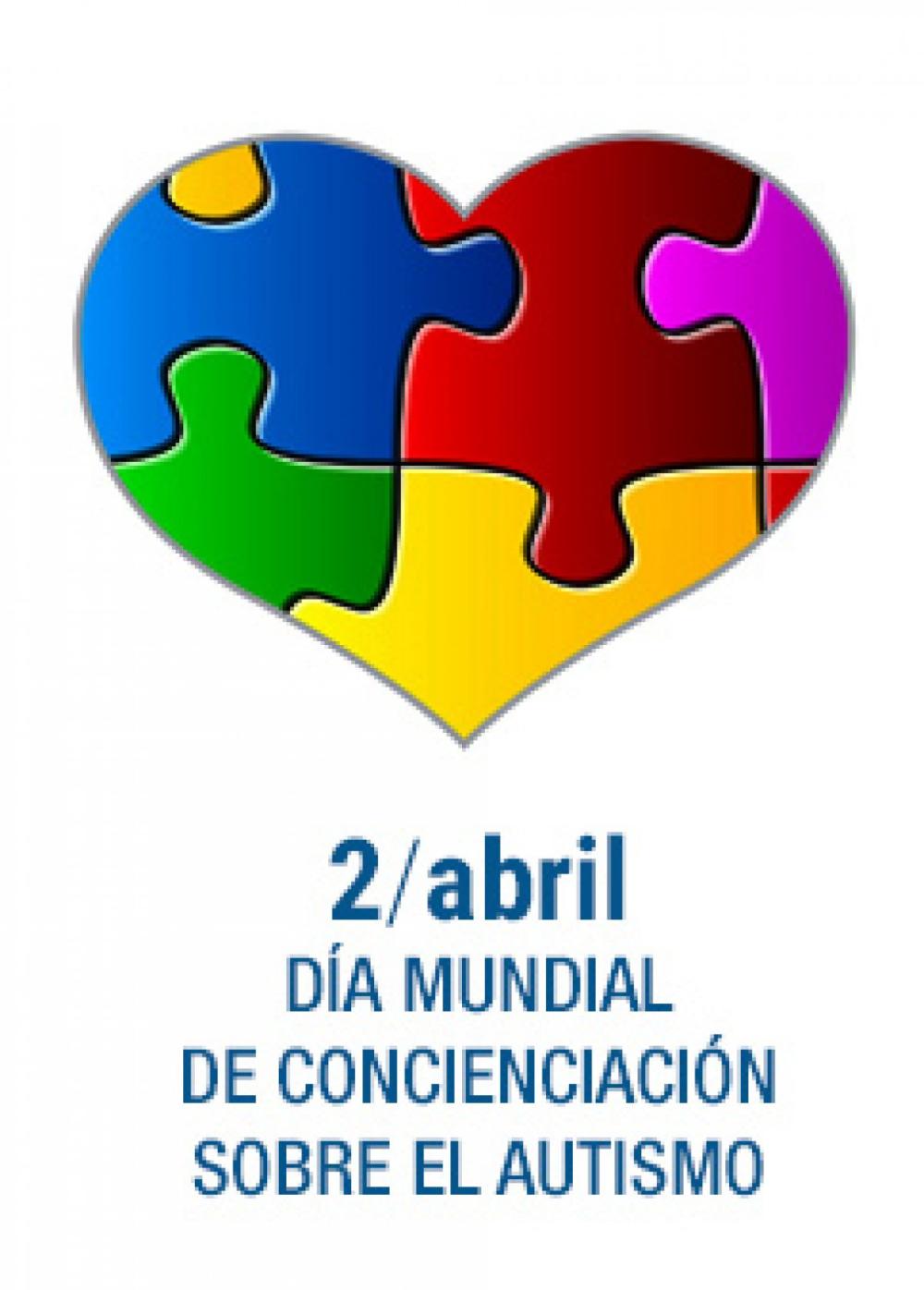 Día Del Autismo 2 Abril
