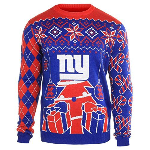 nfl football 2015 mens ugly holiday christmas tree ornament sweater pick team forever collectibles christmas gift ideas 2018