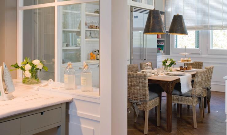 Farm Kitchen Ideas Love The Window Room Divider
