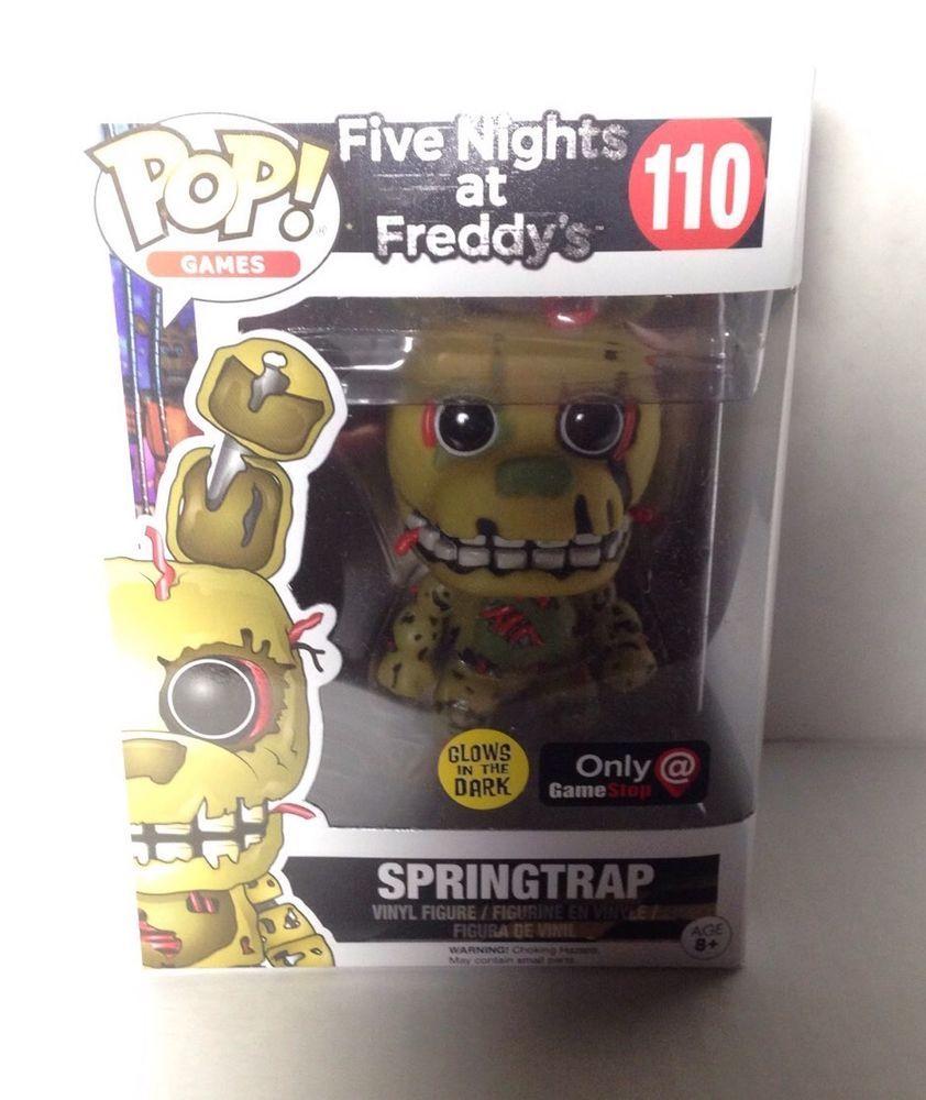 FNAF Funtime Foxy Five Nights At Freddy's GameStop Exclusive Funko ...